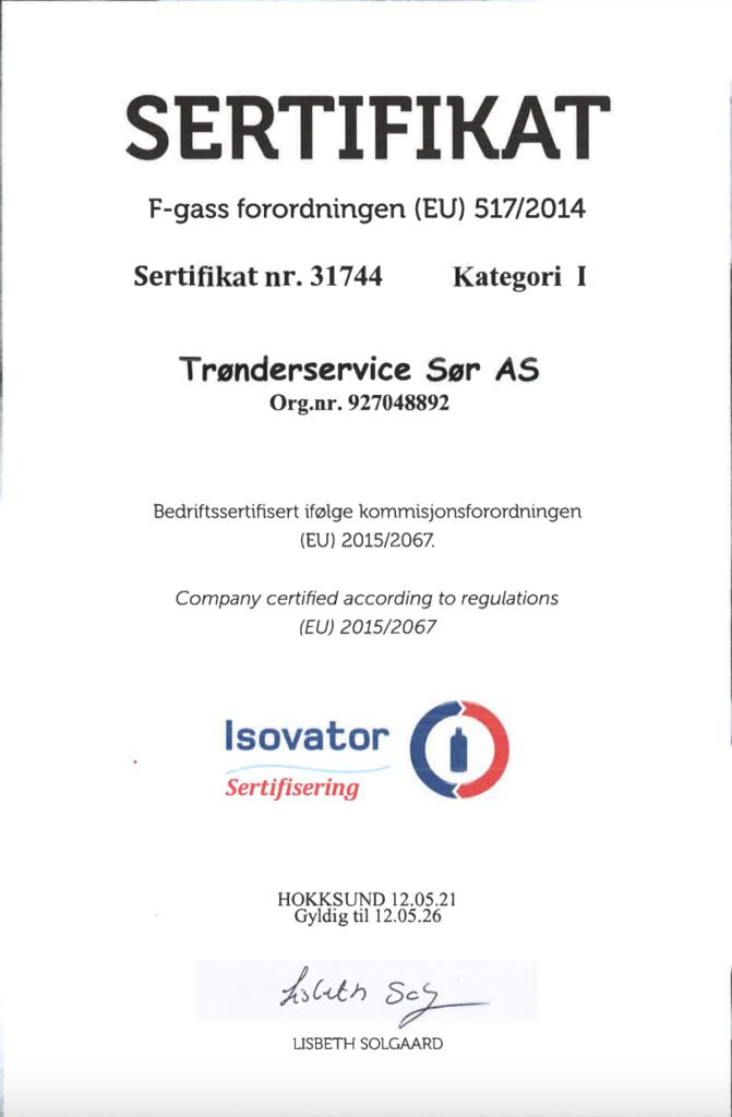 sertifisering_sør